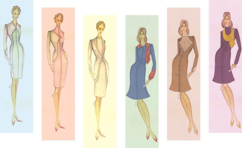 طراحی لباس فرم