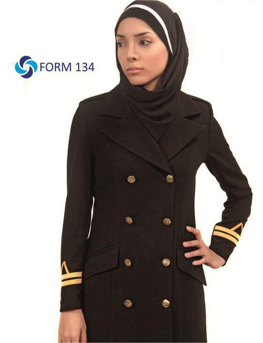 لباس فرم سازمانی زنانه